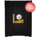 Home Accessories, Bed and Bath: Pittsburgh Steelers Shower Curtain