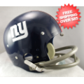 Helmets, Full Size Helmet: New York Giants 1961 to 1974 TK Throwback Football Helmet