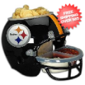 Home Accessories, Kitchen: Pittsburgh Steelers Snack Helmet