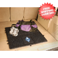 Car Accessories, Detailing: Tampa Bay Rays Cargo Mat Vinyl