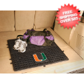 Car Accessories, Detailing: Miami Hurricanes Cargo Mat Vinyl