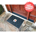 Home Accessories, Outdoor: Pittsburgh Steelers Outside Door Mat