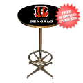 Home Accessories, Game Room: Cincinnati Bengals Pub Table
