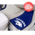 Car Accessories, Detailing: Nevada Wolfpack Car Mats 2 Piece