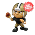 Collectibles, Figurine: New Orleans Saints Lil Teammates Quaterback