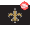 Home Accessories, Den: New Orleans Saints Fan Banner