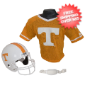Apparel, Youth Uniform Set: Tennessee Volunteers NCAA Youth Uniform Set Halloween Costume