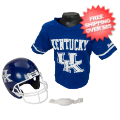Apparel, Youth Uniform Set: Kentucky Wildcats NCAA Youth Uniform Set Halloween Costume