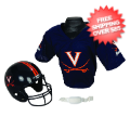 Apparel, Youth Uniform Set: Virginia Cavaliers NCAA Youth Uniform Set Halloween Costume
