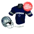 Apparel, Youth Uniform Set: Dallas Cowboys NFL Youth Uniform Set Halloween Costume