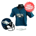 Apparel, Youth Uniform Set: Philadelphia Eagles NFL Youth Uniform Set Halloween Costume