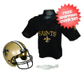 Apparel, Youth Uniform Set: New Orleans Saints NFL Youth Uniform Set Halloween Costume