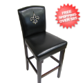Home Accessories, Game Room: New Orleans Saints Counter Chair