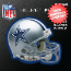Dallas Cowboys Helmet Puzzle 100 Pieces Riddell