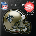 Gifts, Holiday: New Orleans Saints Helmet Puzzle 100 Pieces Riddell