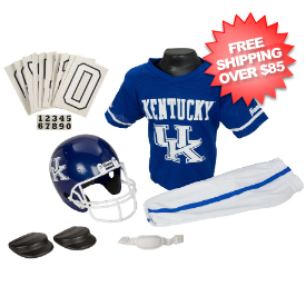 Kentucky Wildcats NCAA Youth Uniform Set