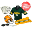 Green Bay Packers Uniform Small (ages 4-6)