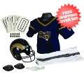 Apparel, Youth Uniform Set: St. Louis Rams Uniform Small (ages 4-6)