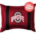 Home Accessories, Bed and Bath: Ohio State Buckeyes Sham Sideline
