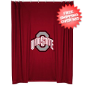 Home Accessories, Bed and Bath: Ohio State Buckeyes Shower Curtain