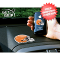 Car Accessories, Detailing: Cleveland Browns Cell Phone Grip