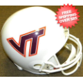 Helmets, Full Size Helmet: Virginia Tech Hokies 2010 Full Size Replica Football Helmet