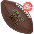 Collectibles, Footballs: NFL Super Grip Football Deflated