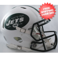 Helmets, Full Size Helmet: New York Jets Speed Football Helmet