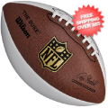 Collectibles, Footballs: Wilson NFL 3 Panel Autograph Football F1192R