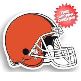 Cleveland Browns Helmet Magnet