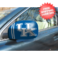 Car Accessories, Detailing: Kentucky Wildcats NCAA Small Mirror Cover