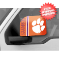 Car Accessories, Detailing: Clemson Tigers NCAA Large Mirror Cover