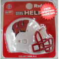 Helmets, Pocket Pro Helmets: Wisconsin Badgers Pocket Pro Riddell