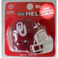 Helmets, Pocket Pro Helmets: Oklahoma Sooners Pocket Pro Riddell