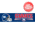 Tailgating, Party: New York Giants 8 Foot Banner