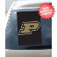 Purdue Boilermakers Car Window Flag