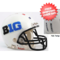 Helmets, Mini Helmets: Big Ten Mini Football Helmet Big 10