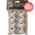 Helmets, Pocket Pro Helmets: Buffalo Bills Gumball Party Pack Helmets