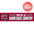 Tailgating, Party: South Carolina Gamecocks 8 Foot Banner