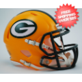 Helmets, Mini Helmets: Green Bay Packers NFL Mini Speed Football Helmet