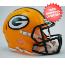 Green Bay Packers NFL Mini Speed Football Helmet