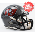 Helmets, Mini Helmets: Tampa Bay Buccaneers NFL Mini Speed Football Helmet