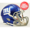 Helmets, Mini Helmets: New York Giants NFL Mini Speed Football Helmet