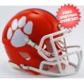 Helmets, Mini Helmets: Clemson Tigers NCAA Mini Speed Football Helmet