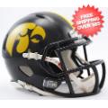 Helmets, Mini Helmets: Iowa Hawkeyes NCAA Mini Speed Football Helmet