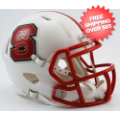 Helmets, Mini Helmets: North Carolina State Wolfpack NCAA Mini Speed Football Helmet