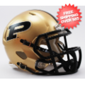 Helmets, Mini Helmets: Purdue Boilermakers NCAA Mini Speed Football Helmet