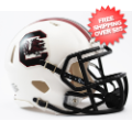 Helmets, Mini Helmets: South Carolina Gamecocks NCAA Mini Speed Football Helmet