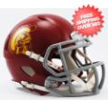 Helmets, Mini Helmets: USC Trojans NCAA Mini Speed Football Helmet