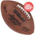 Collectibles, Footballs: Super Bowl 14 Football Rams vs Steelers